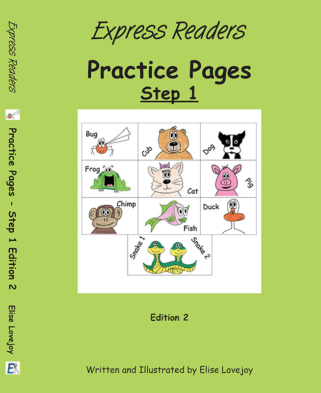 Practice Pages Step 1