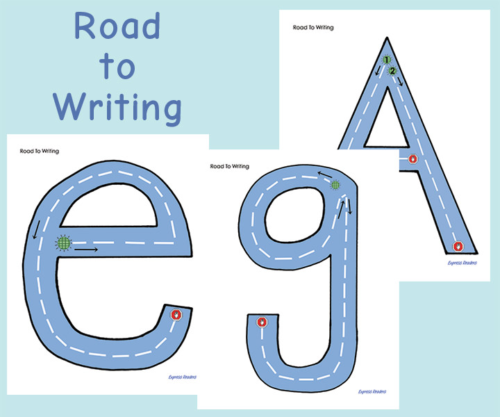 Road to Writing