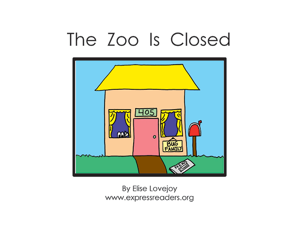 The Zoo Is Closed in Color